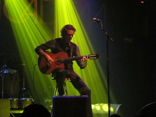 Jesse Cook at The Academy, Dublin