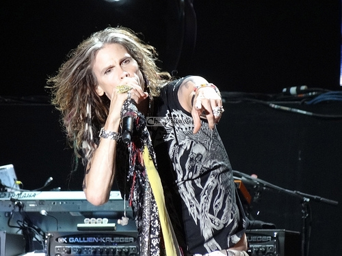 What it takes to let you go - Steven Tyler