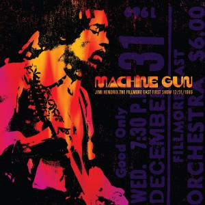Jimmy Hendrix Machine Gun