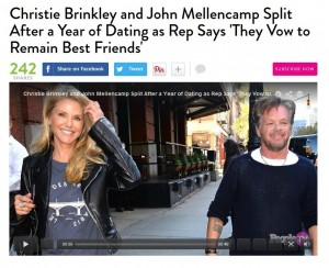 People Brinkley Mellencamp