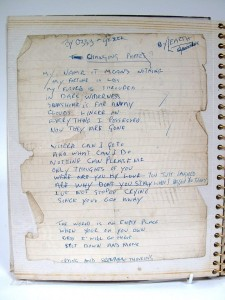 Ozzy Lyrics2