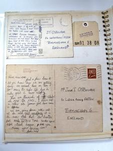 Ozzy postcards