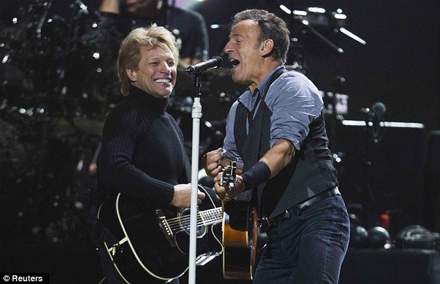 BruceSpringsteen&BonJovie