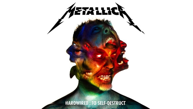 Metallica Hardwired cover