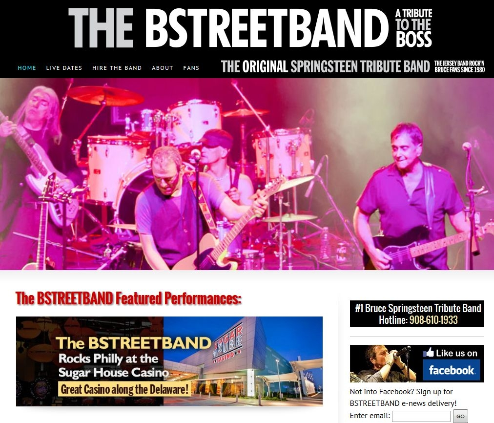 springsteencoverband
